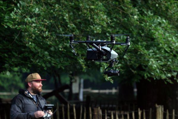 Inspire 2 pour tournage en drone