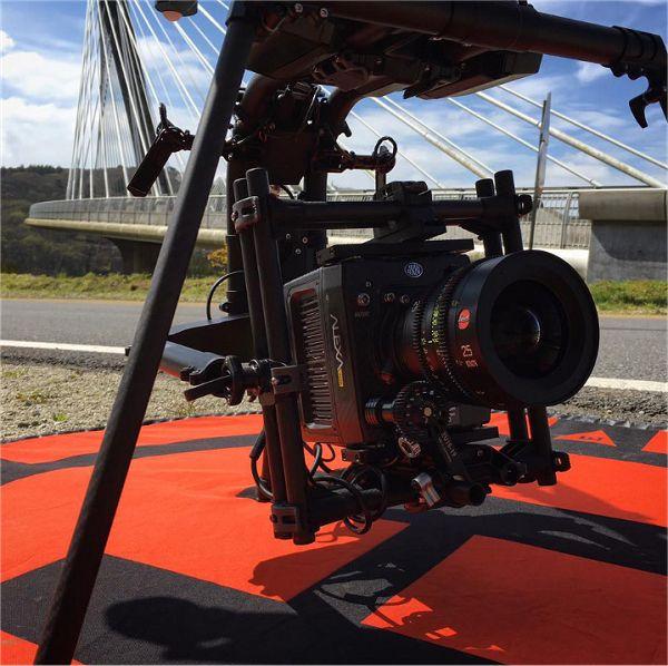 Movi pro tournage HQPilots