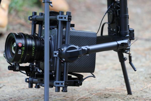 Movi pro pour tournage